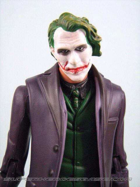 Movie master joker figure