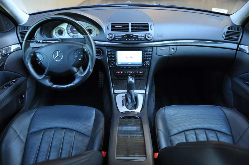 2005 E55 Amg With Blue Interior Mbworld Org Forums