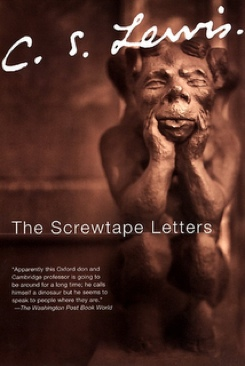 The Screwtape Letters - Trade Paperback cover