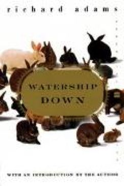 Watership Down - Paperback cover