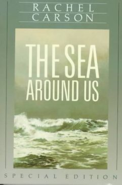 The Sea Around Us - Hardcover cover
