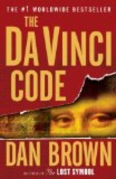 The Da Vinci Code - Hardcover cover