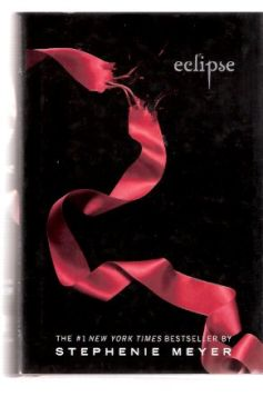 Eclipse - Paperback cover