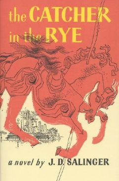 The Catcher in the Rye - Paperback cover