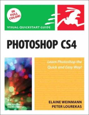 Photoshop CS4 for Windows and Macintosh Visual Quickstart Guide () - Paperback cover