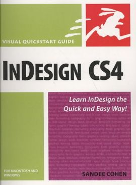 InDesign CS4 for Macintosh and Windows - Paperback cover