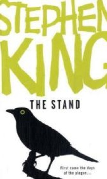 The Stand - Paperback cover