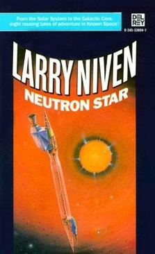 Neutron Star - eBook cover