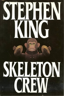 Skeleton Crew - Kindle cover