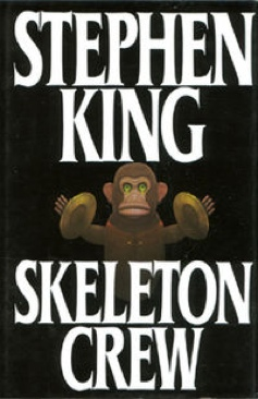 Skeleton Crew - Hardcover cover