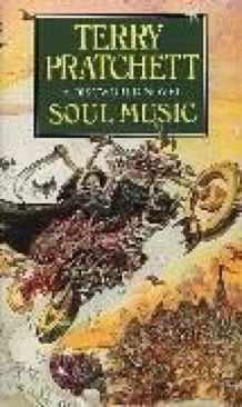 Soul Music - Paperback cover
