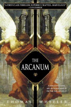 The Arcanum  -  cover