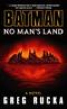 Batman: No Mans Land - Audiobook cover