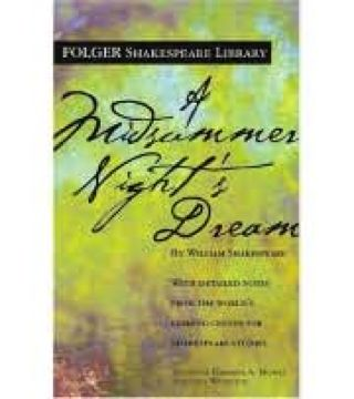 A Midsummer Nights Dream - Paperback cover