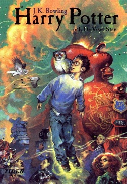 Harry Potter and the Philosopher´s Stone - Hardcover cover