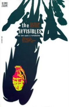 The Invisibles: Say You Want A Revolution - Paperback cover