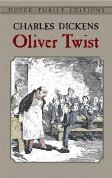 Oliver Twist - Kindle cover