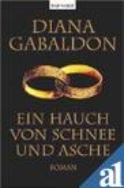 Ein Hauch Von Schnee Und Asche - Paperback cover