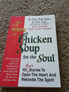 Chicken Soup For The Soul - Paperback cover