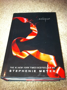 Eclipse - Trade Paperback cover