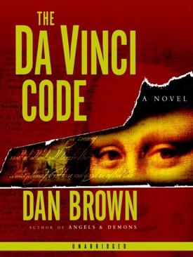 The Da Vinci Code -  cover