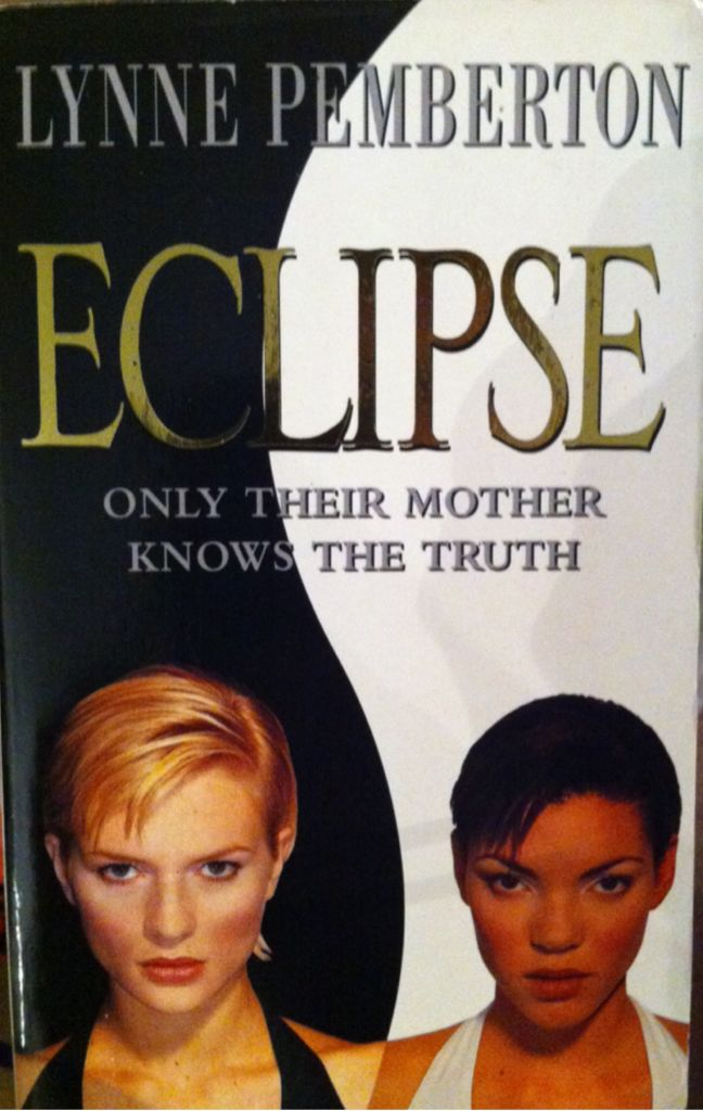 Eclipse - eBook cover