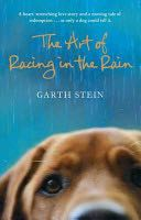 The Art of Racing in the Rain - Audiobook cover