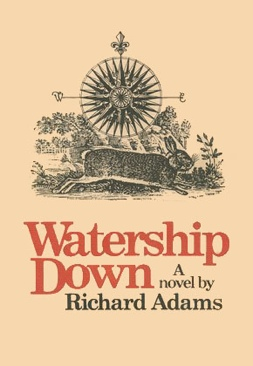 Watership Down - Hardcover cover
