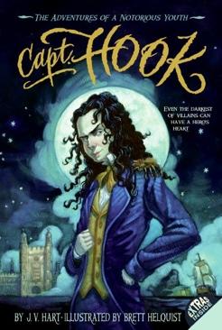 Capt. Hook - Paperback cover