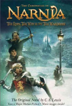 The Lion, the Witch and the Wardrobe - Hardcover cover