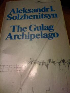 The Gulag Archipelago - Sewn Binding cover