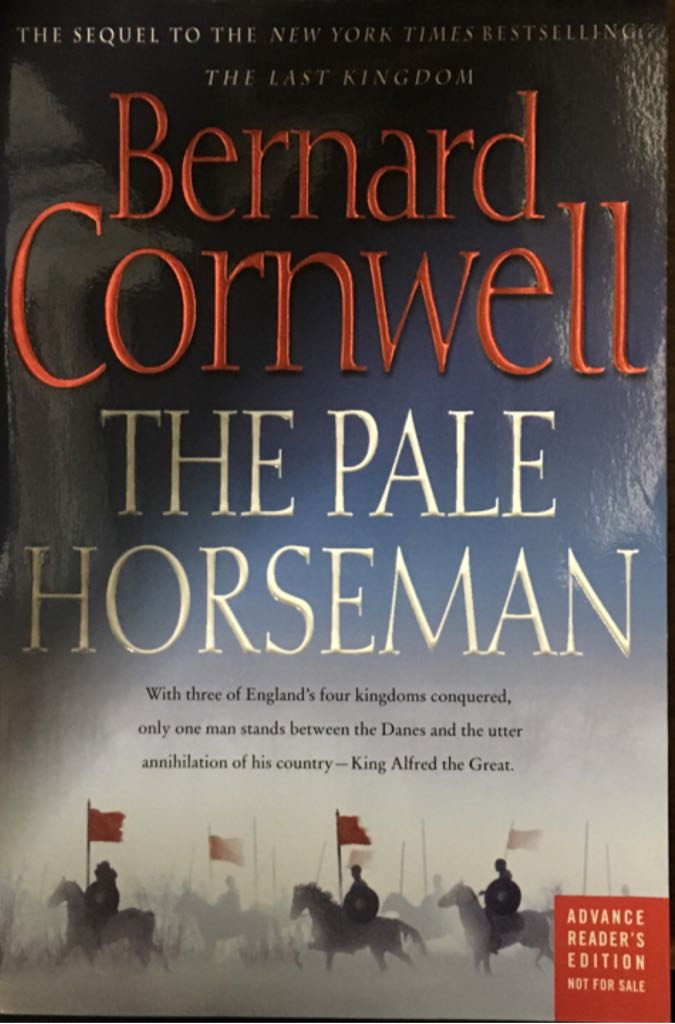 The Pale Horseman - Paperback cover