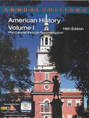American History - Hardcover cover