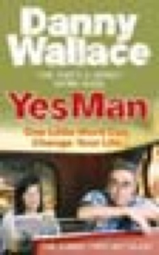 Yes Man - Paperback cover