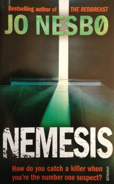 Nemesis - Paperback cover
