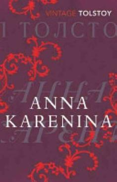 Anna Karenina - Paperback cover