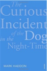 The Curious Incident of the Dog in the Night-Time - Hardcover cover