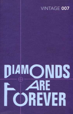 Diamonds Are Forever - Paperback cover