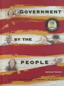 Government by the People - Paperback cover