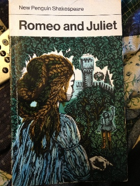 Romeo and Juliet - Hardcover cover