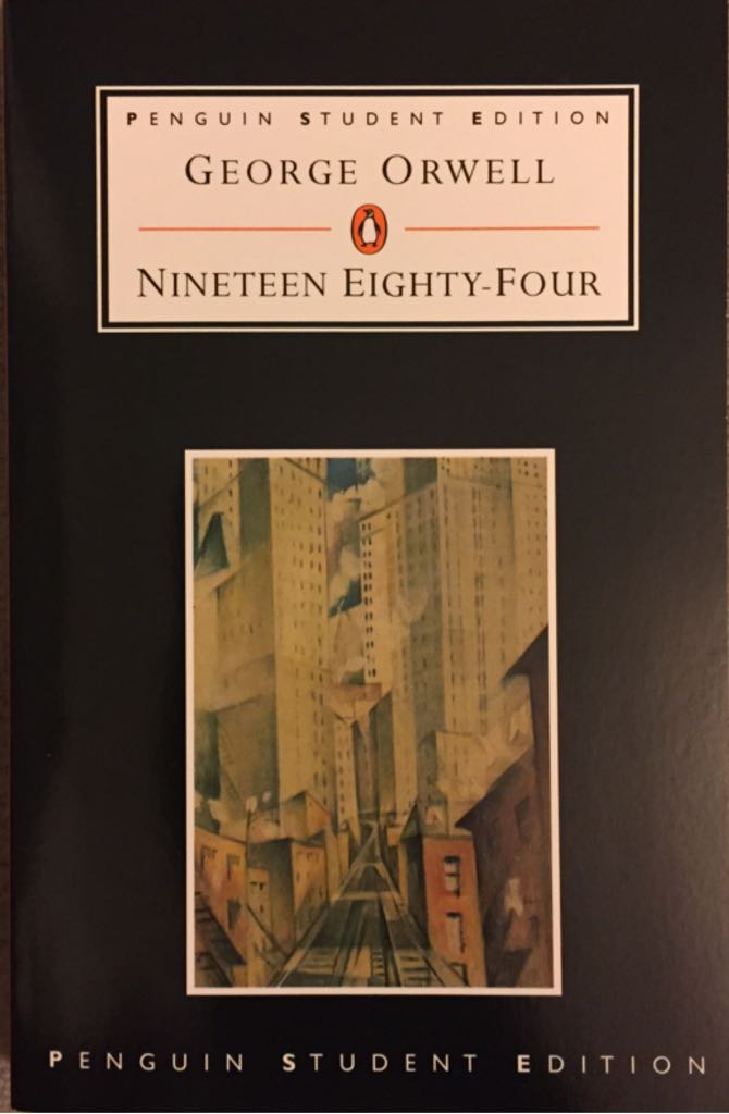 Nineteen Eighty-Four - Hardcover cover