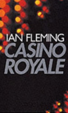 Casino Royale - Paperback cover