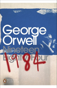 Nineteen Eighty-Four - Paperback cover