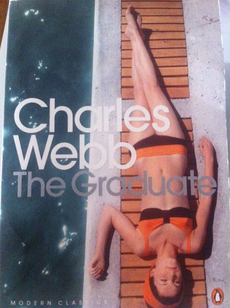 The Graduate - Hardcover cover
