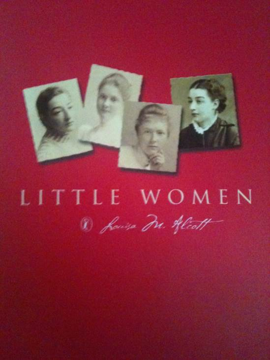 Little Women - Kindle cover