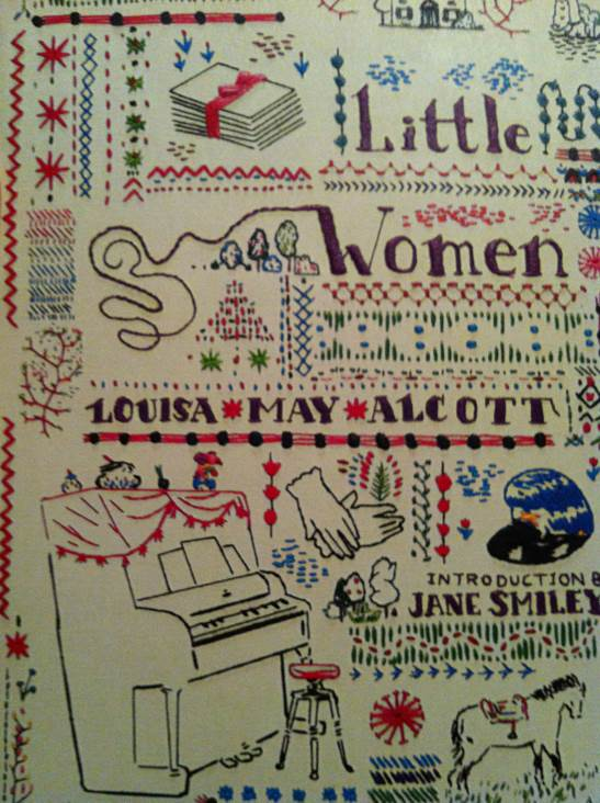 Little Women - Paperback cover