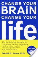 Change Your Brain, Change Your Life  - eBook cover