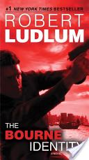 The Bourne Identity - eBook cover