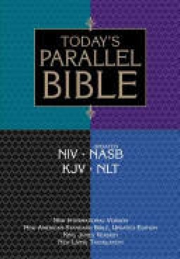 Today's Parallel Bible - Paperback cover