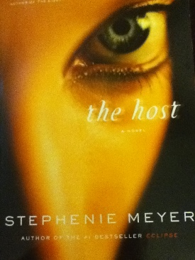 The Host - Paperback cover